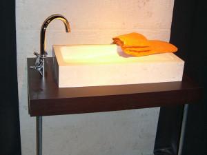 Material: Limra Oberfläche: feingeschliffen