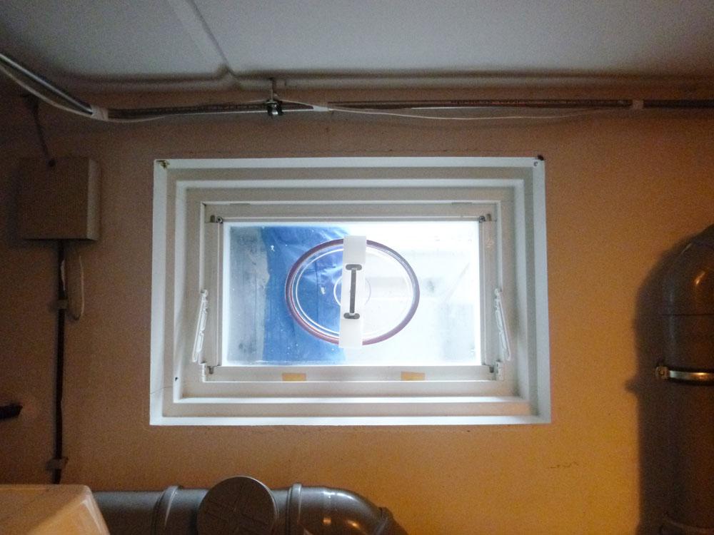 Hain naturstein fensterumr stung gegen hochwasser - Fenster abdichten acryl ...